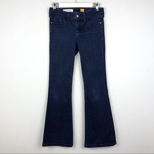 Pilcro And The Letterpress Stet Flare Jeans Sz 27
